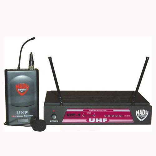 NADY UHF-4LT UHF bežični buba mikrofon