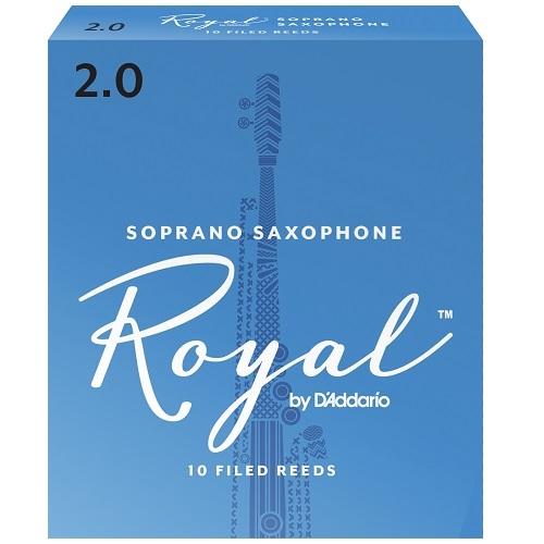 RICO RIB1020 Rico Royal trska za spran sax 2