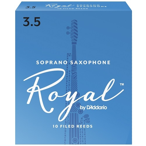RICO RIB1035 Rico Royal trska za spran sax 3,5