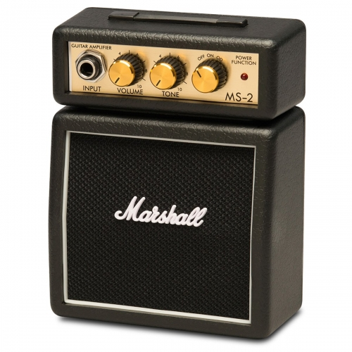 Marshall MS-2 black mini pojačalo