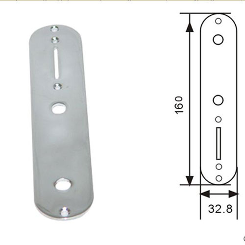 DR Parts JP5/CR kontrol plate