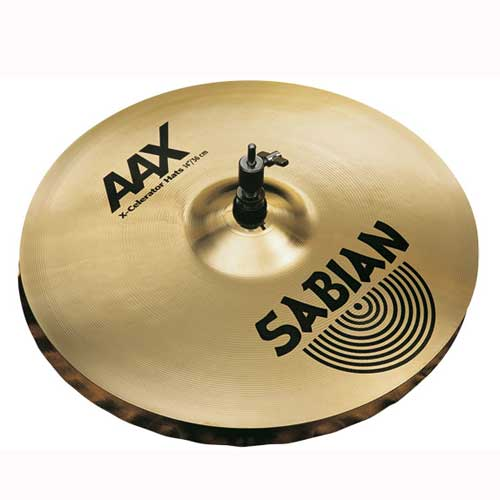 SABIAN AAX 14\'\' X-CELERATOR HiHat (21402XLB) činela