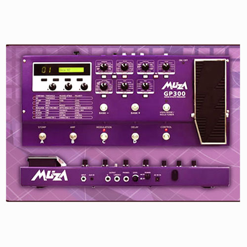 MEDELI GP300 gitarski efekt procesor