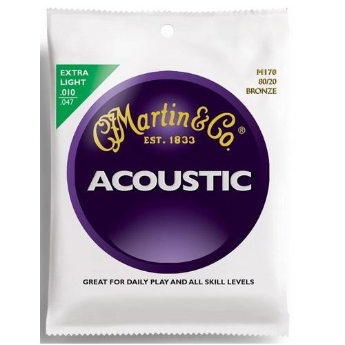 MARTIN M-170 010-047 žice za gitaru