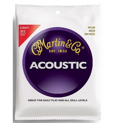 MARTIN M-140 012-053 žice za gitaru