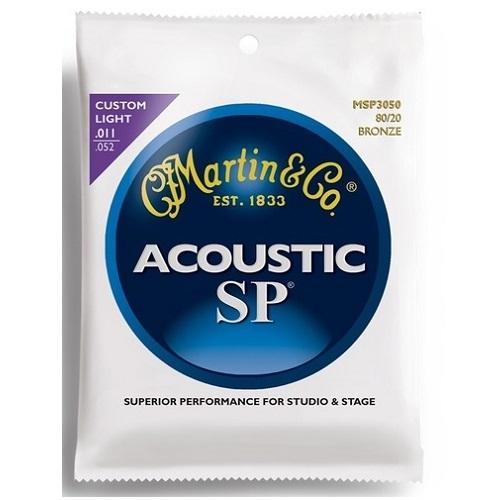 MARTIN MSP-3050 011-052 žice za gitaru