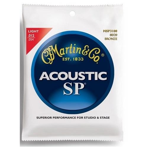 MARTIN MSP-3100 012-054 žice za gitaru