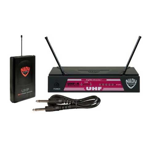 NADY UHF-4GT UHF bežični gitarski sistem