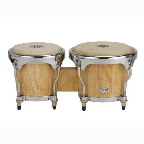 NATAL NFU67B-HC natural wood bongos