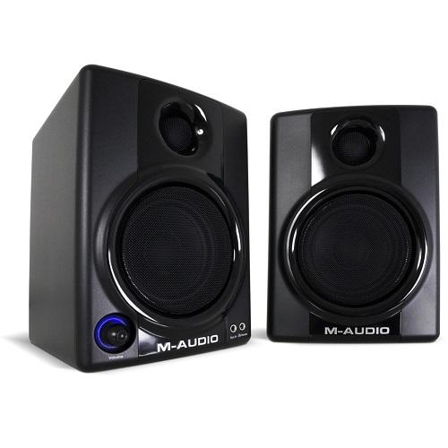 M-AUDIO AV30 aktivni studio monitor
