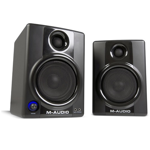 M-AUDIO AV40 aktivni studio monitor