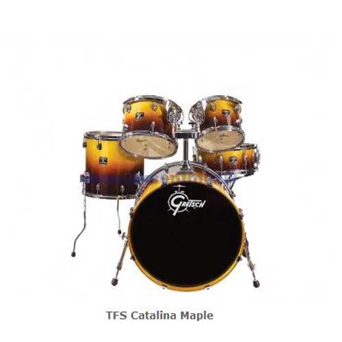 GRETSCH Catalina Maple MC-E605-TFS (bez stalaka) akustični bubanj