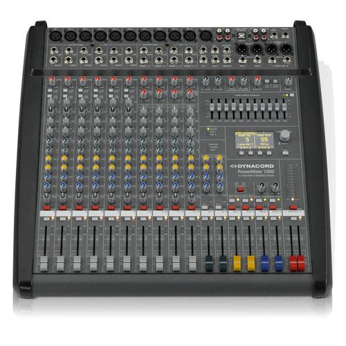 Dynacord PowerMate 1000-3 mikseta 2x1000w