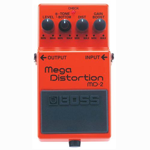 BOSS MD-2 Mega Distortion pedala