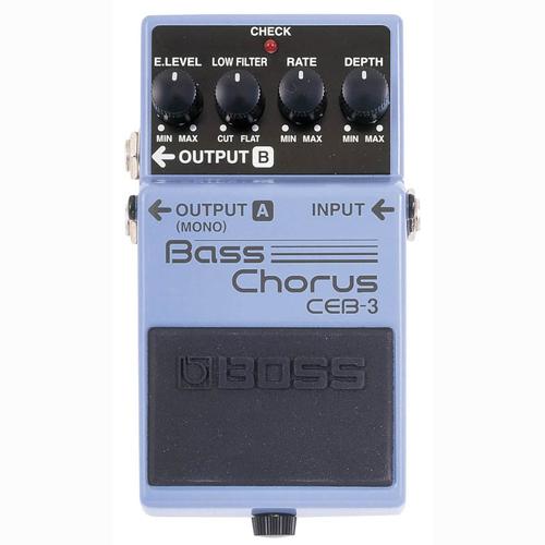 BOSS CEB-3 Bass Chorus pedala