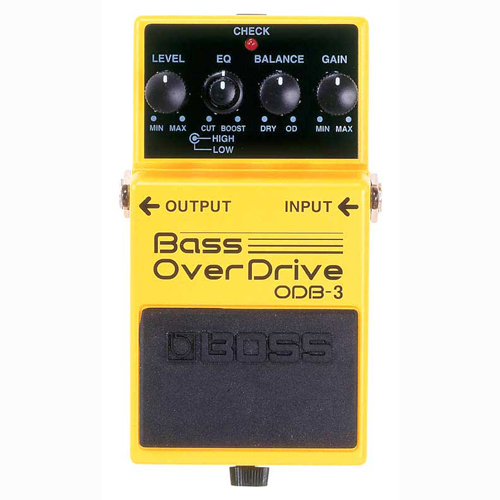 BOSS ODB-3 Bass Overdrive pedala