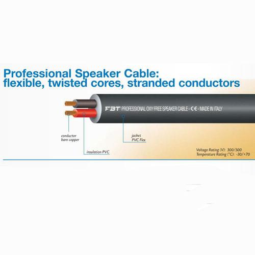 FBT S425 4x2,5mm kabel za zvučnike