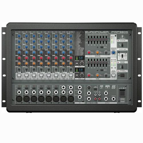 BEHRINGER Mikseta PMP980S 2x450watt