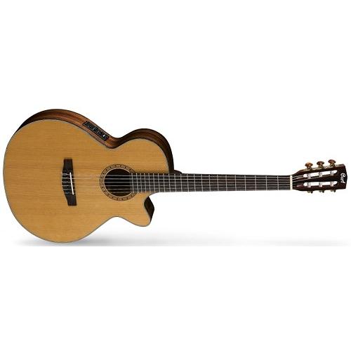 CORT Kl gitara CEC7-NAT