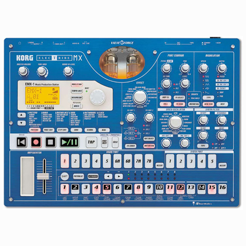 KORG EMX-1 SD DJ workstation