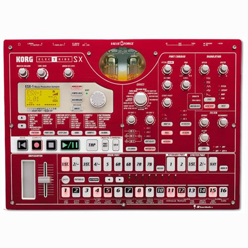 KORG ESX-1 SD DJ sampler