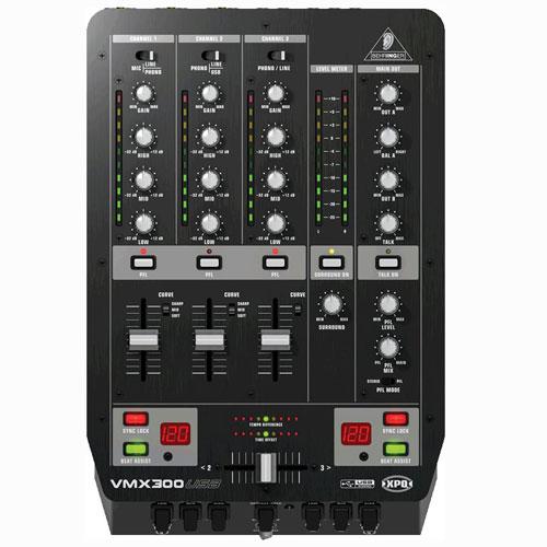 BEHRINGER Mikseta VMX300 USB DJ