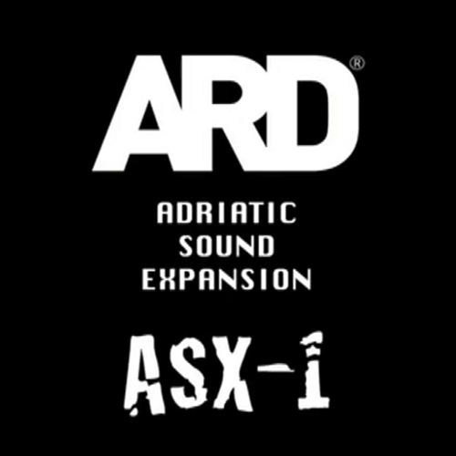 KORG ASX-1 adriatic sample USB expanzija