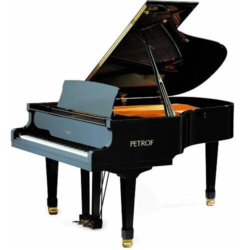 PETROF P194 STORM koncertni klavir crna boja visoki sjaj