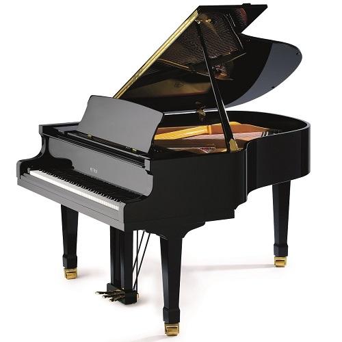 PETROF P173 BREEZE 173cm koncertni klavir crni visoki sjaj
