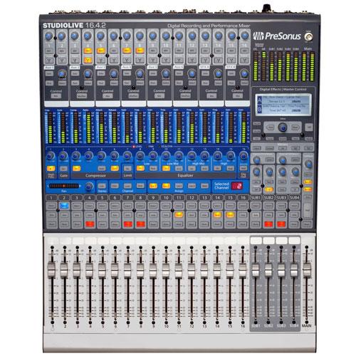 PreSonus StudioLive 16.4.2 AI digitalna audio mikseta