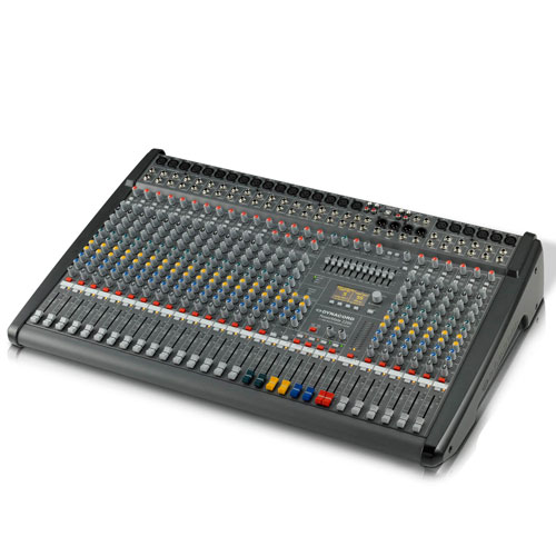 Dynacord PowerMate 2200-3 mikseta 2x1000w