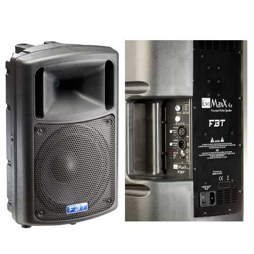 FBT EVO2 MaxX 4a 12\'\'+1\'\' 400+100w aktiv. zvučna kutija