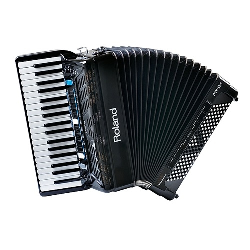 Roland  FR 3X-BK V-Accordion harmonika
