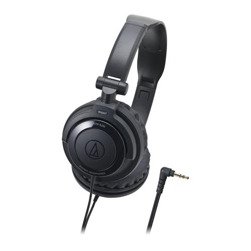 Audio Technica  ATH-SJ33BK slušalice