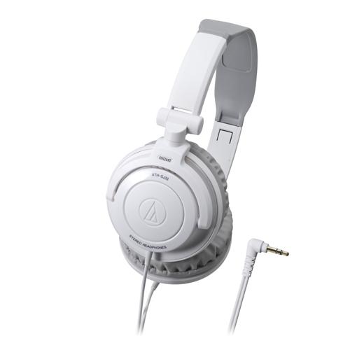 Audio Technica  ATH-SJ33WH slušalice
