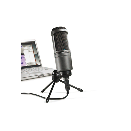 Audio Technica  AT2020USB+ studio mikrofon