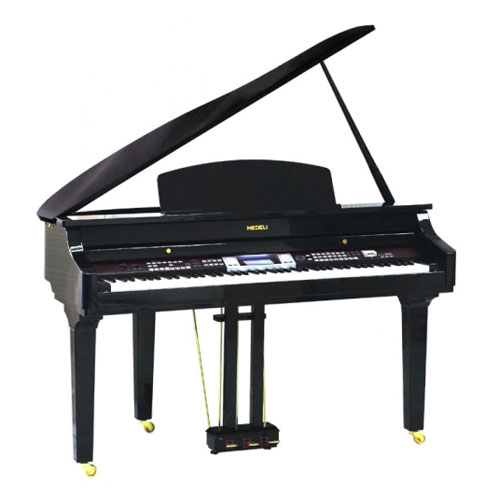 MEDELI Grand 500 (GB) crna boja digitalni grand pianino