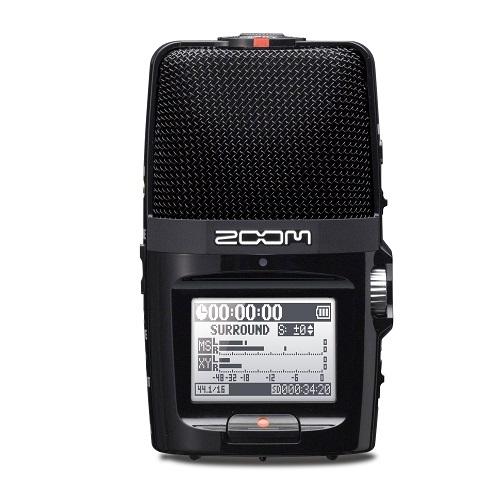 ZOOM H2n portabilni audio snimač