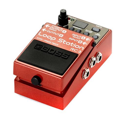 BOSS RC-3 looper pedala