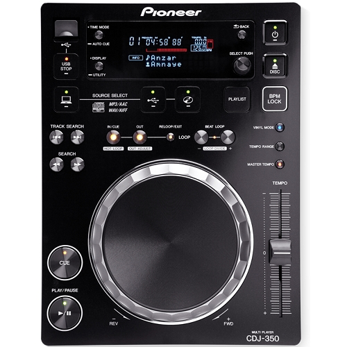 Pioneer CDJ-350 DJ player