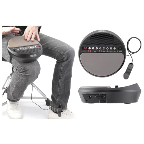 KORG WAVEDRUM WD-X MINI percussion sintisajzer