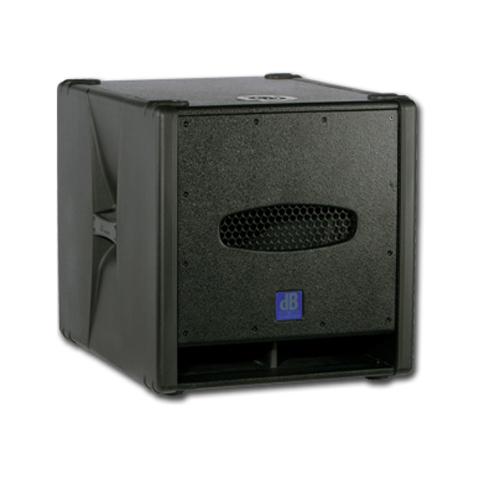 dB Technologies SUB 05D 15\'\' 400/800watt aktivni subwoofer