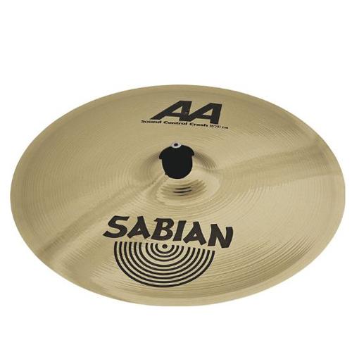 SABIAN AA 16\'\' Sound Control crash (21640B) činela