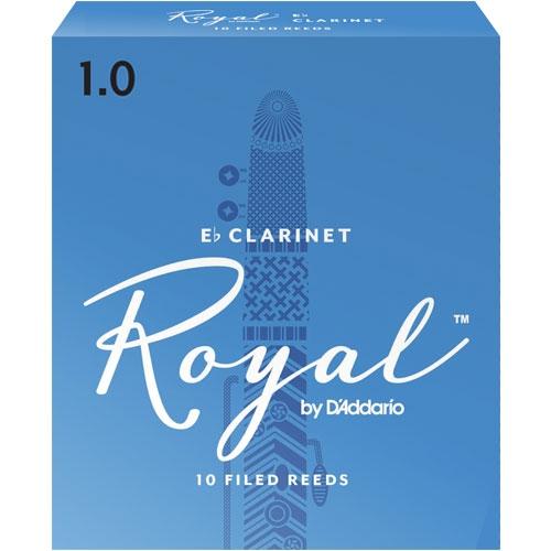 RICO RBB1010 RICO ROYAL trska za Eb klarinet 1