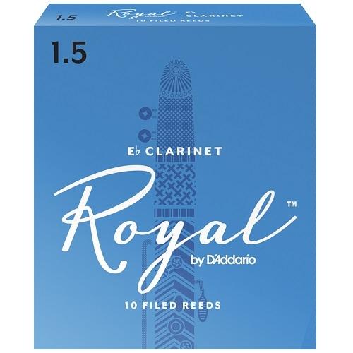 RICO RBB1015 RICO ROYAL trska za Eb klarinet 1,5