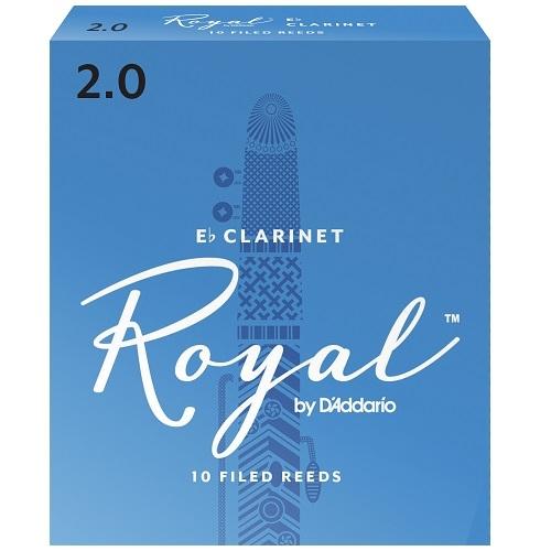 RICO RBB1020 RICO ROYAL trska za Eb klarinet 2