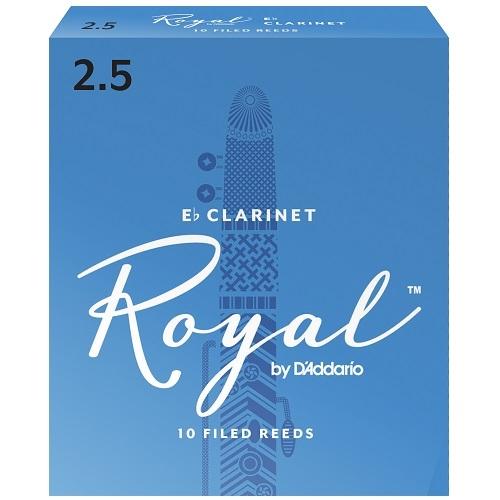 RICO RBB1025 RICO ROYAL trska za Eb klarinet 2,5