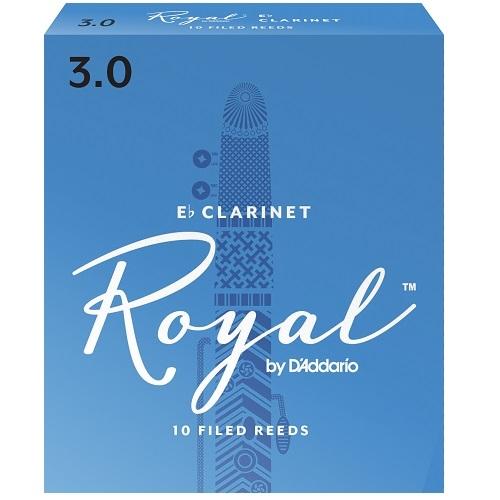 RICO RBB1030 RICO ROYAL trska za Eb klarinet 3