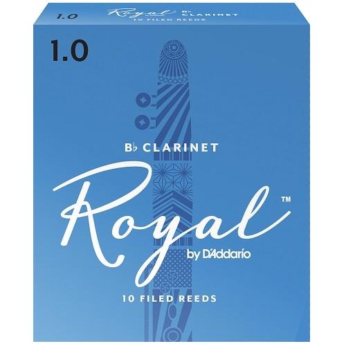RICO RCB1010 RICO ROYAL trska za Bb klarinet 1