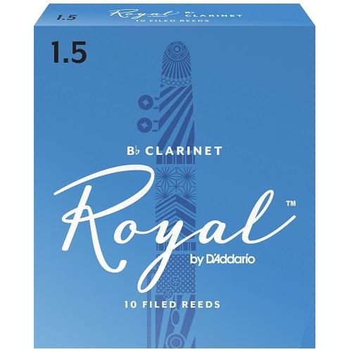 RICO RCB1015 RICO ROYAL trska za Bb klarinet 1,5